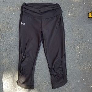 HEAT GEAR COMPRESSION Capri Leggings